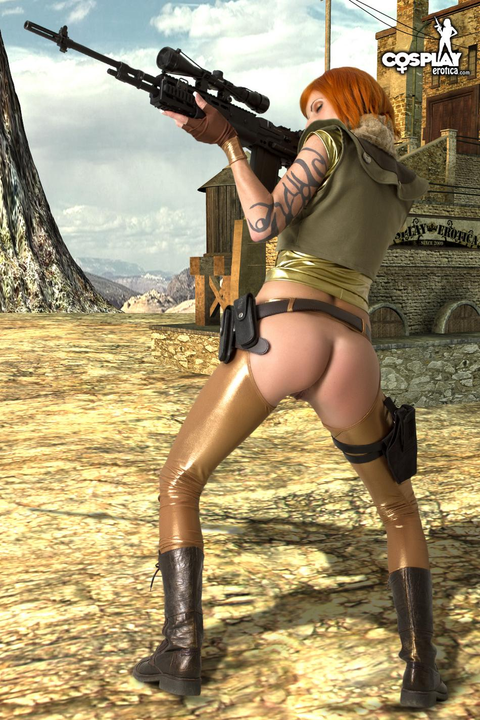 Naked borderlands siren sexy images