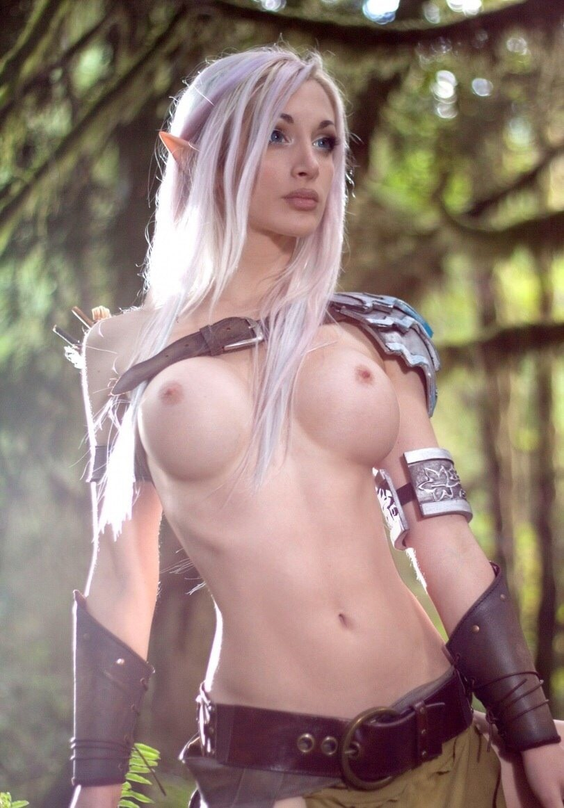 Busty nightelf sexy images