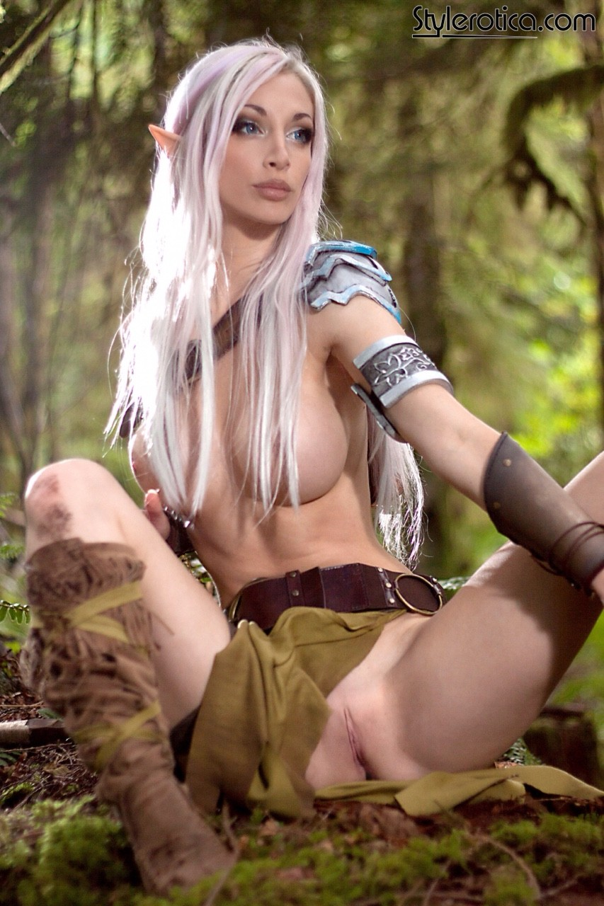 Busty nightelf nackt scene