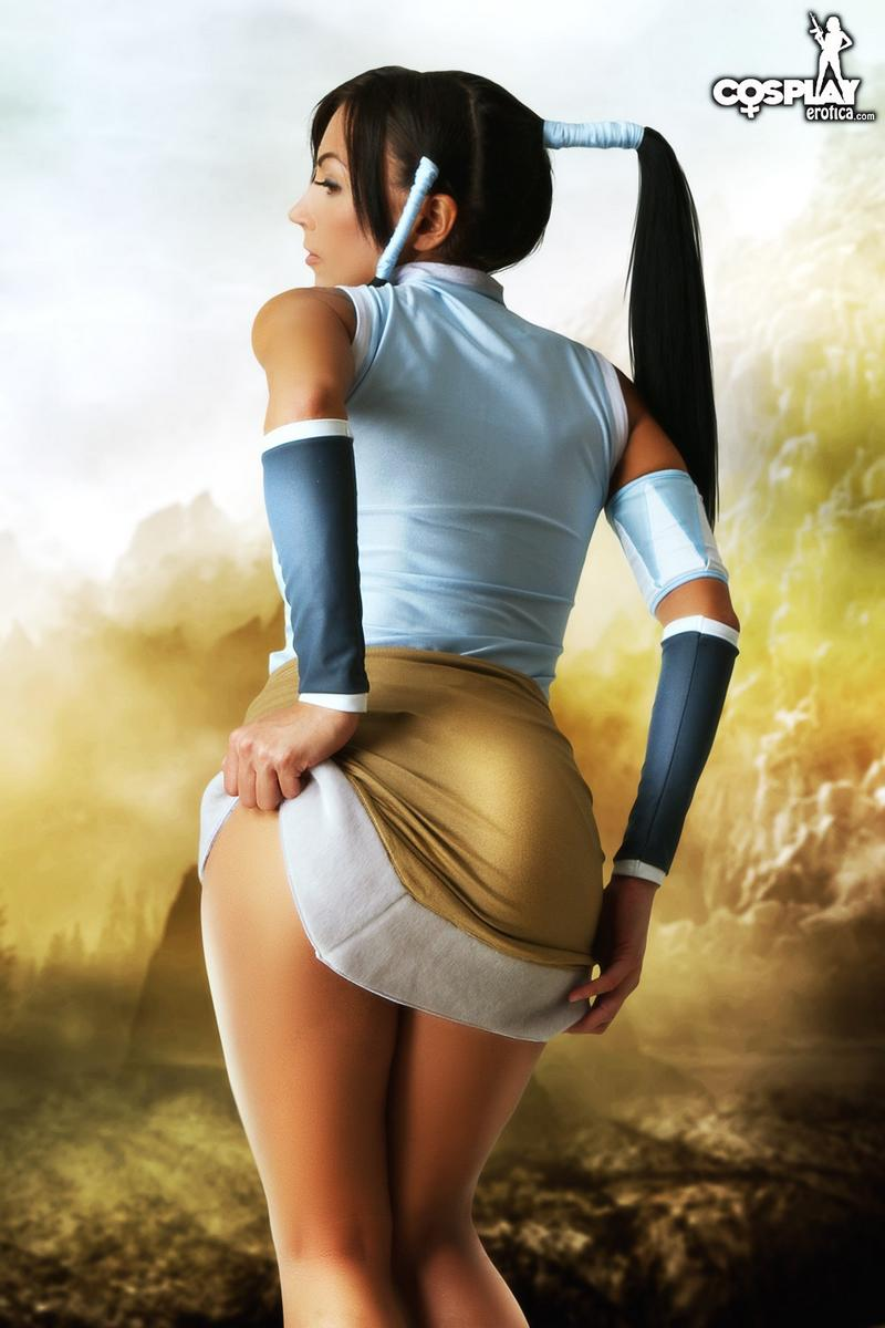 naked legend of korra videos