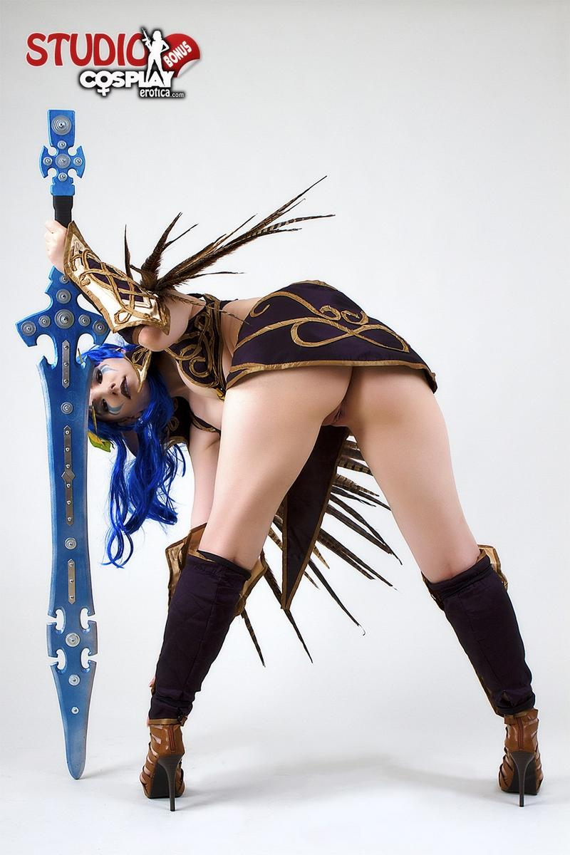 Warcraft cosplay porn pictures sexy photo